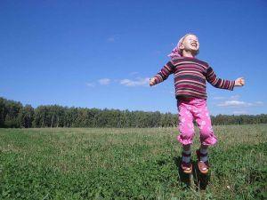 Child-Jumping